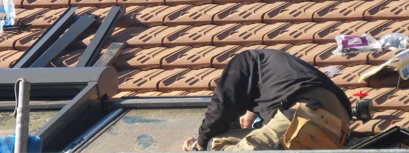 Dacharbeiten der Achim Gadow GmbH