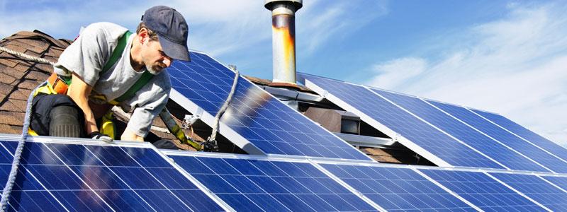 Moderne Energieversorgung